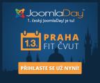 První oficiální Joomla! Day v ČR